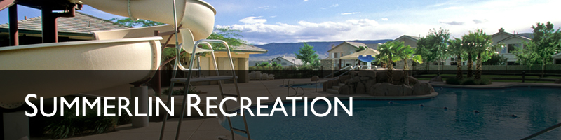 Summerlin Parks & Recreation Centers of Nevada